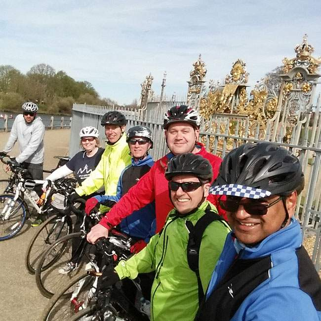 London to Brighton Bike Ride - training session 2
