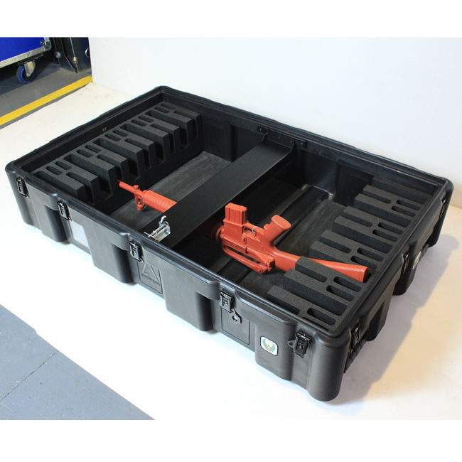 Rifle case - military weapon case