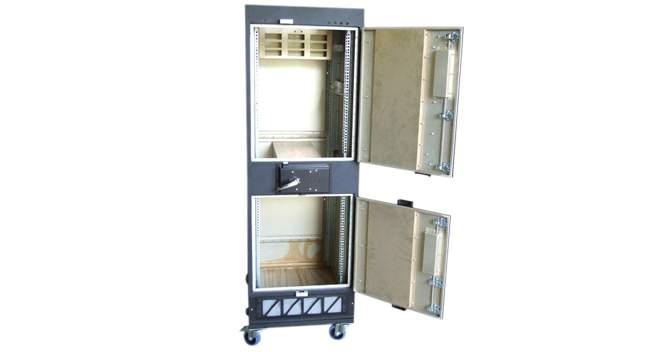 TEMPEST shielding security system