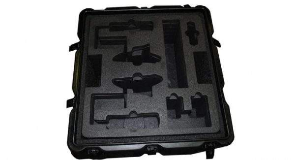 Why are custom foam inserts for cases so important?