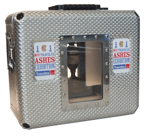 The Ashes CP Cases Aluminium case