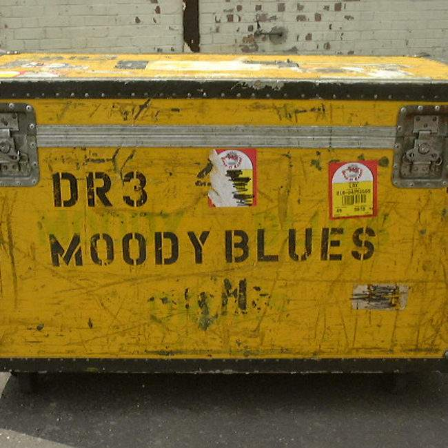 flight case for moody blues