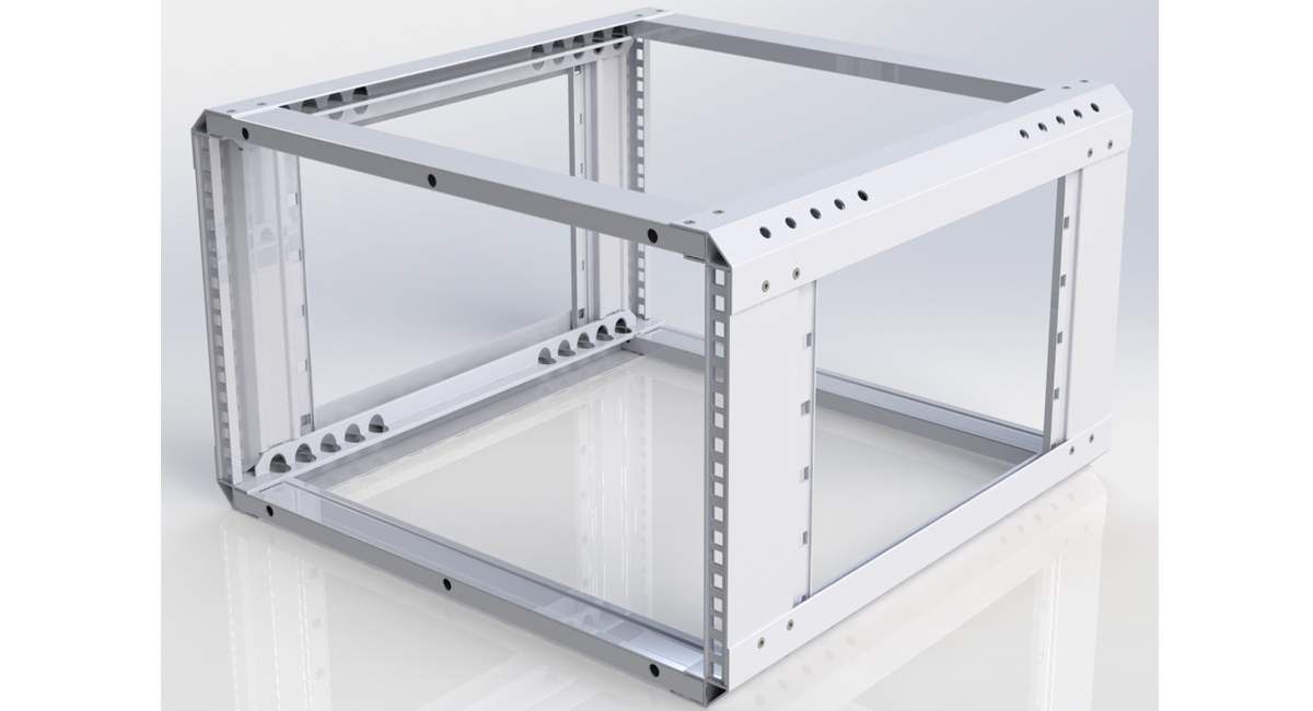 19 inch rackmount chassis CV2Chassis isox1200
