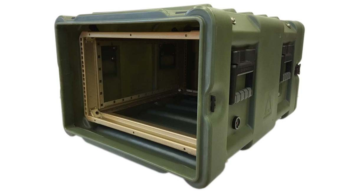 Amazon 19 inch Racks Provide Mission Critical Protection