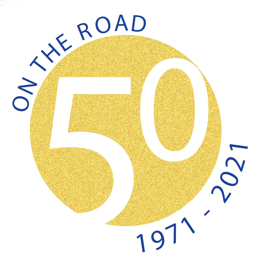 On the road for 50 unforgettable years