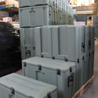 4080 system - euro pallet stackable amazon cases