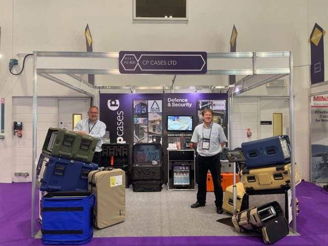 Welcoming back exhibitions with DSEI 2021