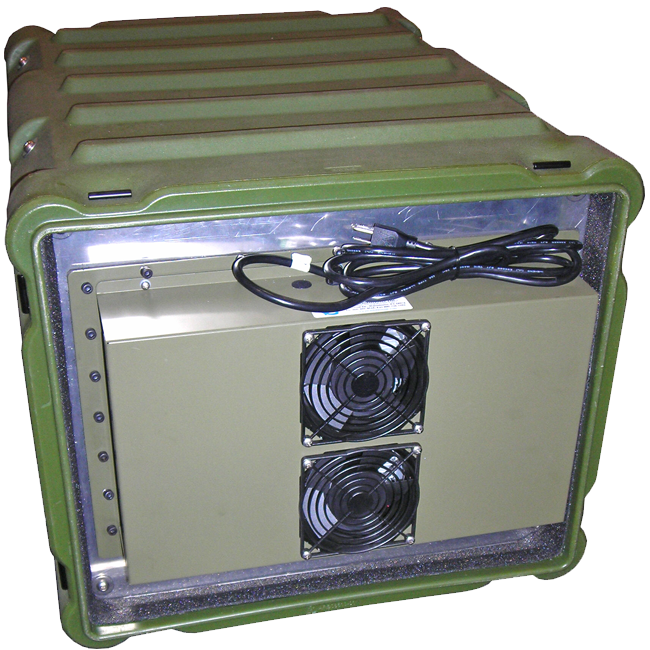 Air Conditioned Transit Cases   CP Cases US