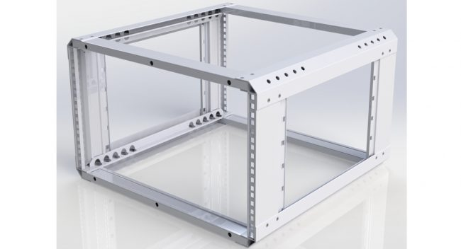 19 inch rackmount chassis CV2 Chassis isox1200