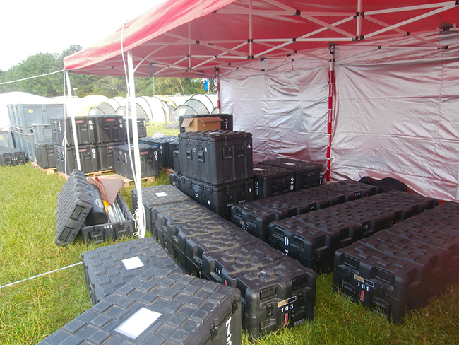 Amazon Cases from CP Cases in the field