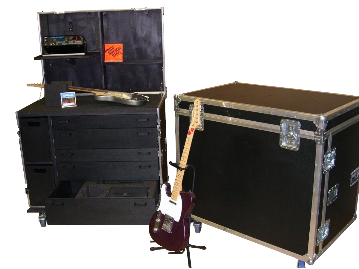 Flight Case for Musical Instruments - Paul McCartney