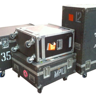 Paul McCartney Flight Cases