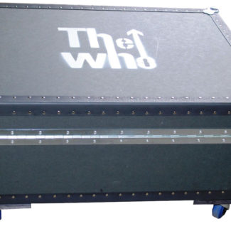 Flight Case for The Who