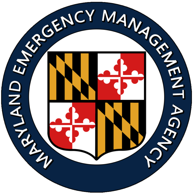 Maryland Emergency Management Logo